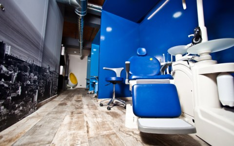 Sillon dental. Sonríe la clinica dental más vanguardista de Barcelona
