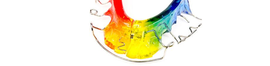 ortodoncia de colores barcelona